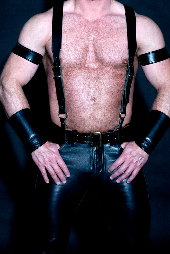 Pictures of gay leathermen home pages